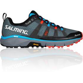 Salming Trail 5 - Zapatillas running Hombre - gris/negro